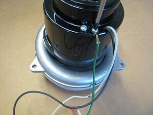 DFS 6.6 inch curved brush motor step 1